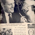 1960  Oasis Filter Cigarettes  ad (# 5199)
