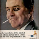 1964    Tareyton Cigarettes ad (#5726)