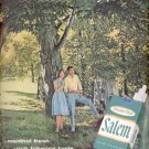 1960 Salem Cigarettes  ad (#5443)