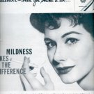 1957  Tareyton Cigarettes   ad (# 4777)