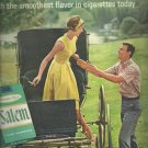 1964  Salem Filter Cigarettes   ad (#4001)