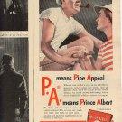 1947 Prince Albert ad (# 1995)