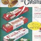 1955  Camel    /Winston/ Cavalier ad (#1819)
