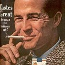 1963  Chesterfield    King   cig  ad  ( # 1383)