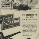 1945   Dr. Grabow Pipes  ad   (#696)