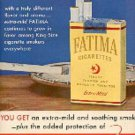 1952 Fatima cigarette ad ( # 1775)