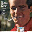 1963  Chesterfield   King    cig. ad ( # 1558)