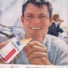 1961 Tareyton     cig.  ad ( # 2163)