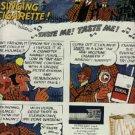1972  Doral   cig ad (#  1204)