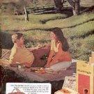 1972 Raleigh  cig. ad ( # 2689)