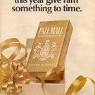 1967 Pall Mall   cigarettes ad (#  2589)