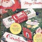 1953 Camel    /Cavalier/ Prince Albert ad ( # 1832)