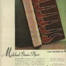 1937  Kaywoodie Pipes ad (#  1219)