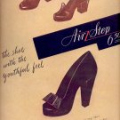 March  13. 1944    Air Step Shoes- Brown Shoe Company      ad  (# 316)
