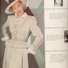 March 3, 1947  Milliken- 100% Virgin Wool- Milliken Woolens    ad (#6163)