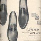 1957   Florsheim Shoe  Company ad (# 4666)