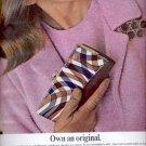1964  Lady Buxton billfolds  , clutch purses, etc.  ad (#5635)