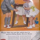 1958   Buster Brown Shoes  ad (# 4464)