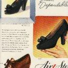 1943 Air Step shoe ad (  # 893)