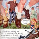 1957   Buster Brown Shoes    ad (# 4773)
