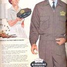 1960 Riverside Business Uniforms  ad (# 5282)