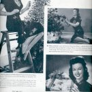 Dec. 1945  Cannon Hosiery   ad (# 5135)