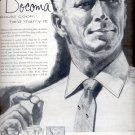 1957  Manhattan Docoma - The Manhattan Shirt Co. ad (# 4735)