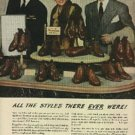 1944  Bostonians shoes ad (  # 1058)
