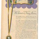 1945 Avon cosmetics      ad  w/ Navy Nurse ( # 1955)