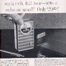 1960  Zenith radio ad (  # 1730)