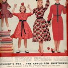 1957  Burlington Showcase   ad (# 4631)