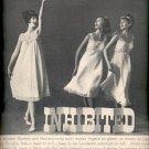 1961 DuPont Dacron nylon, polyester silk ad (#4096)