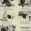 1961  Sanforized  Plus ad (# 1245)