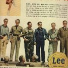 1945  Lee Work Clothes ad (# 1230)