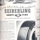 1939    Seiberling safety Tire   ad (#5961)
