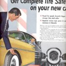 1954  The General Tire with new nygen cord ad (# 5173)