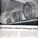 1957  U. S. Royal Tires- United States Rubber  ad (# 4641)