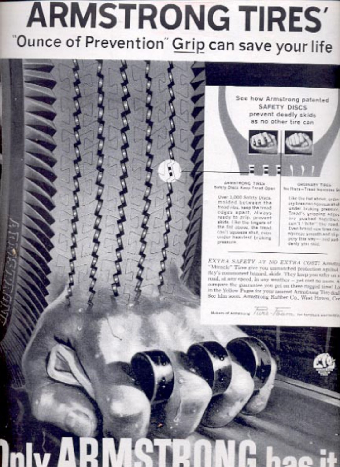 1959 Armstrong Tires   ad (#5556)