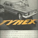 1959  Tyrex ad with 1960 Valiant ( # 3303)