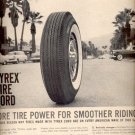 1960  tires made with Tyrex cord   ad (#4090)