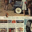 1941 United States Rubber Company ad (#  956)