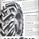 1951 Goodyear Super- Sure- Grip Tractor Tires ad (#4344)