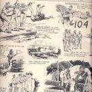 1941 Texaco    serves the U.S. Navy ad (#74)