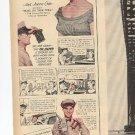 1952 Purolator Micronic Oil Filter ad   (  # 1937)
