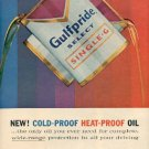1960 Gulf   Oil Corporation ad (#  2045)