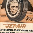 1962 General Jet-Air Tire ad ( # 2066)