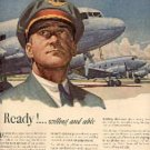 1943  The Airlines of the United States ad (# 3138)