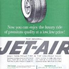 1961 General Jet-Air Tire  ad ( # 2532)