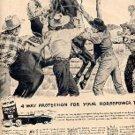 1949  Sinclair Opaline Motor Oil ad ( #  2816)