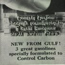 1960  Gulf   Oil Corporation ad (#  1301)